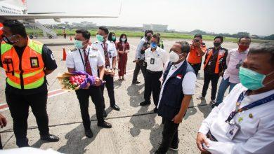 Photo of 3 Pesawat Mendarat di Hari Pertama Pembukaan Rute Penerbangan Bandara Husein Sastranegara