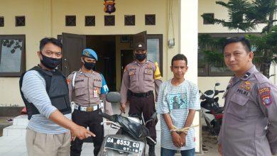 Photo of Pelaku Curanmor, Berhasil Ditangkap Korban berserta Warga