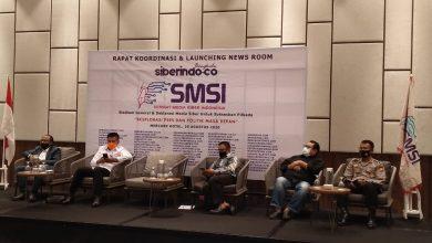 Photo of SMSI Bengkulu Louncing Newsroom Siberindo