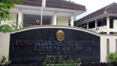 Photo of Jadwal Sidang di PN Bandung Tertunda,  Usai Diketahui Satu Hakim Positif Corona
