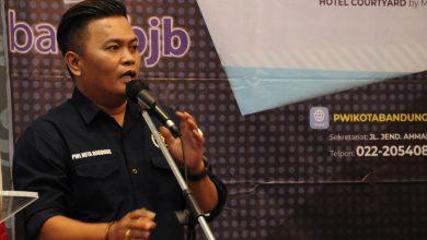 Photo of PWI Kota Bandung Gelar UKW Angkatan 37