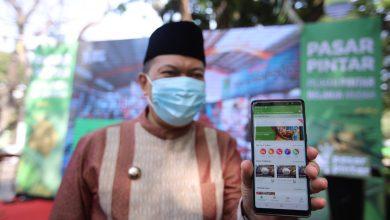 Photo of Penggunaan Aplikasi Pasar Pintar Kota Bandung Sangat Mudah