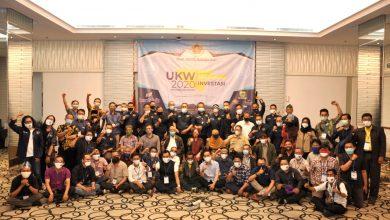 Photo of 34 Wartawan Dinyatakan Kompeten Dalam UKW PWI Kota Bandung